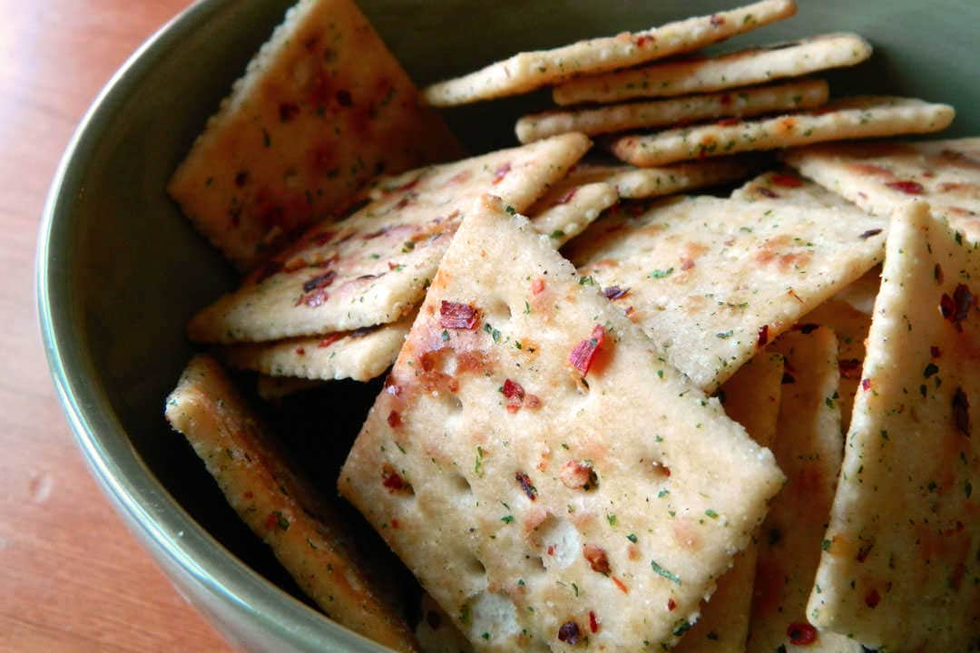 Kickin Crackers - Spicy Hot Saltine Fire Crackers