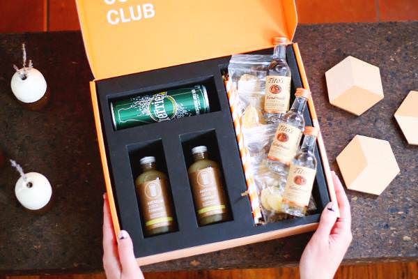 Cocktail Subscription Box