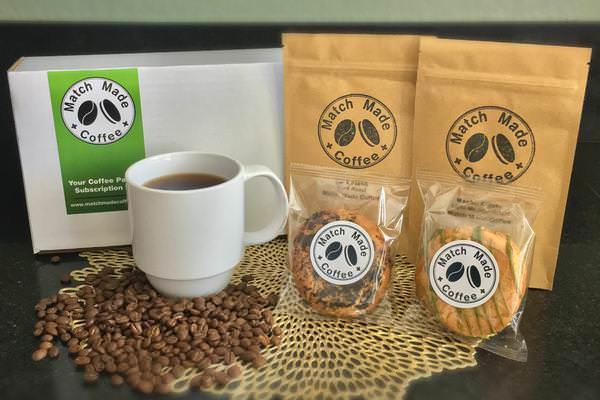 Match Made Coffee Subscription Box