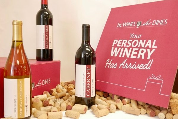 He Wines She Dines Subscription Box