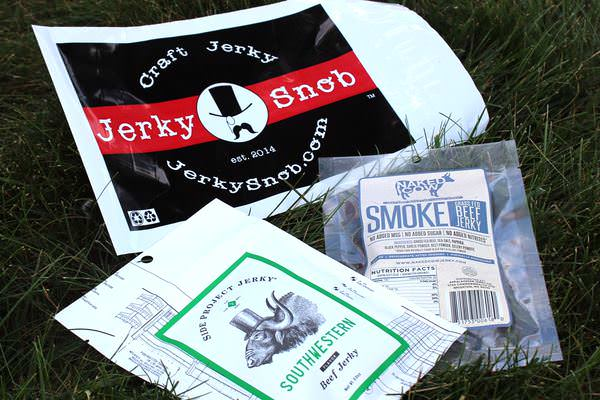 Jerky Snob Subscription Box