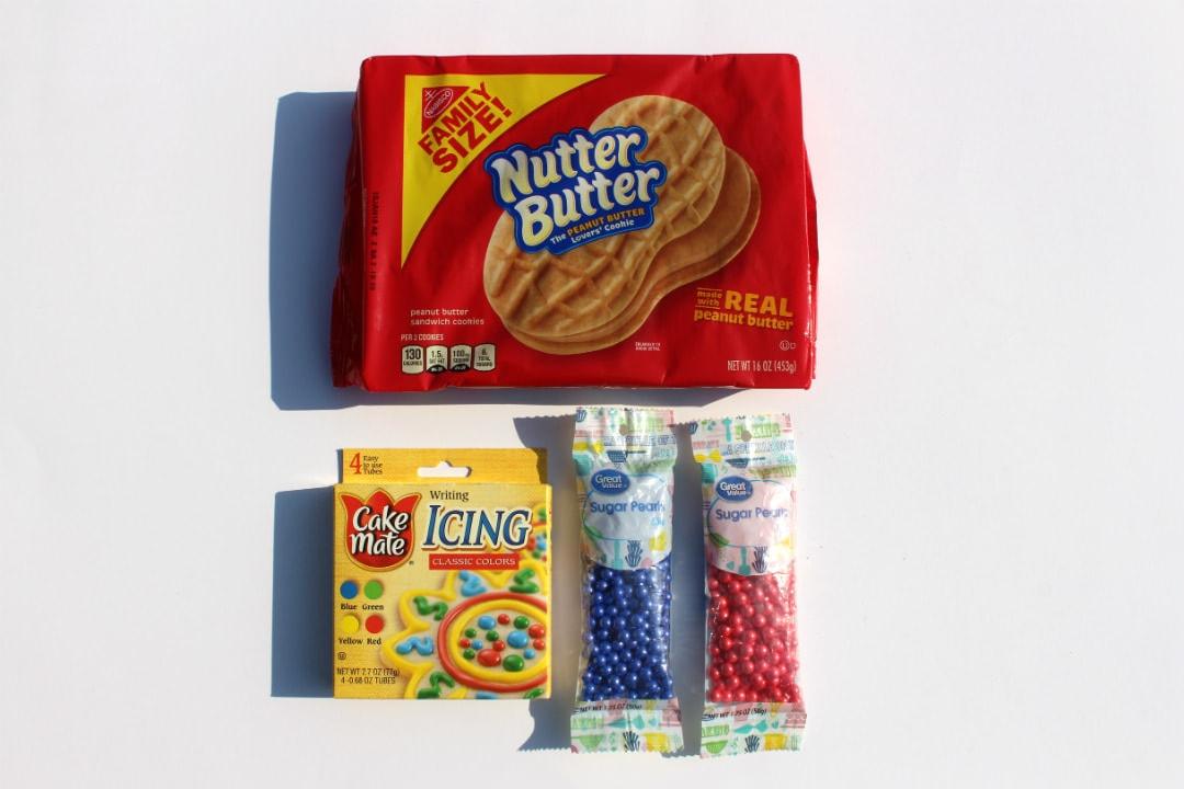 Flip Flop Nutter Butter Ingredients