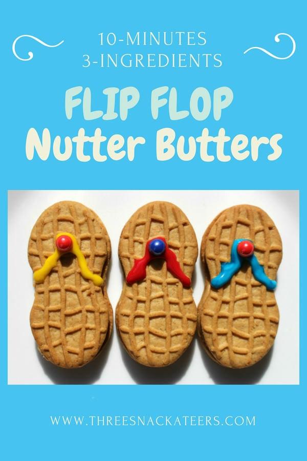 Flip Flop Nutter Butters 2