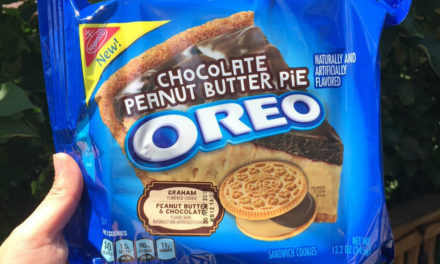 Chocolate Peanut Butter Pie Oreo Review