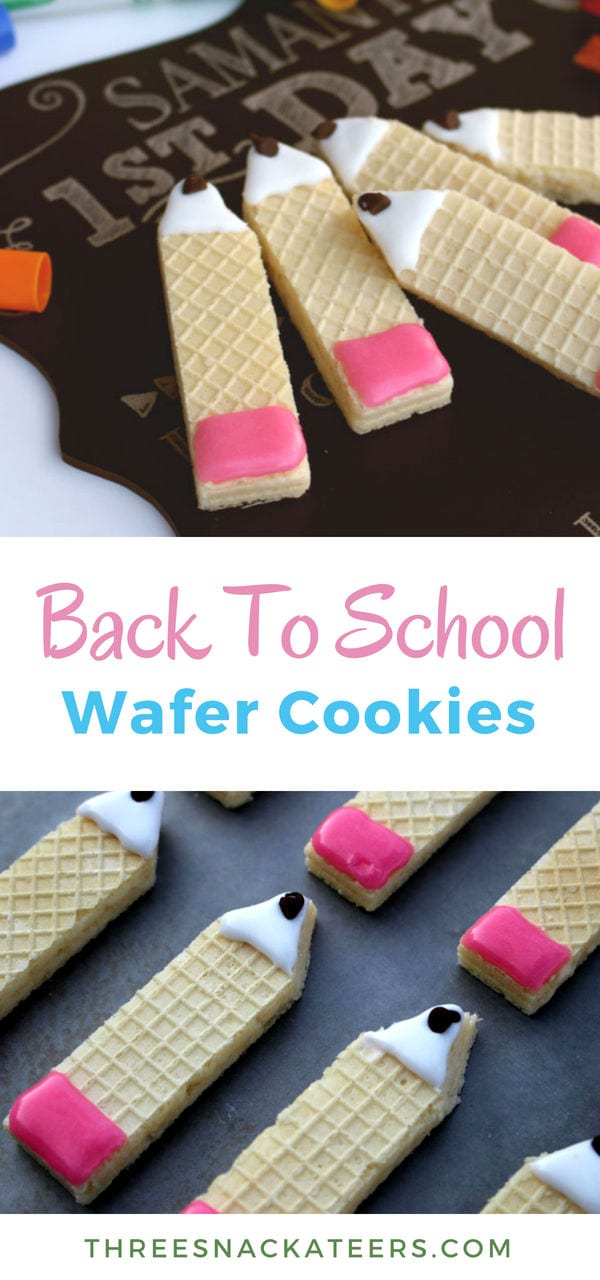 Back To School Wafer Cookies Pin 2