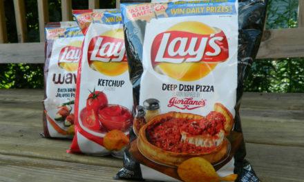 Lay's Tastes of America Potato Chips