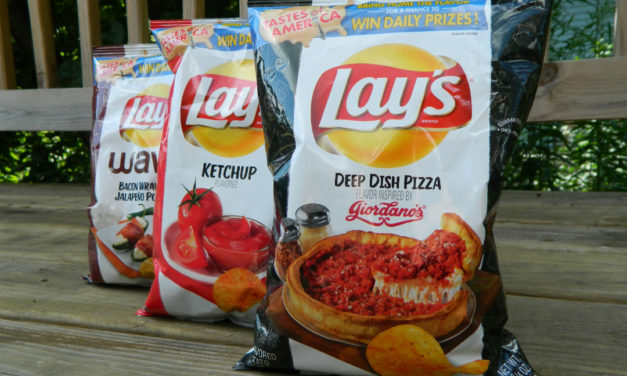 Lay's Tastes of America Potato Chips