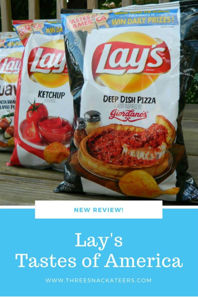 Lays Tastes of America 8