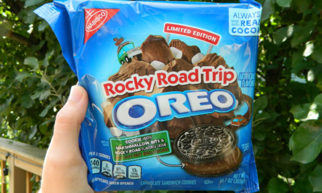 Rocky Road Trip Oreo Review