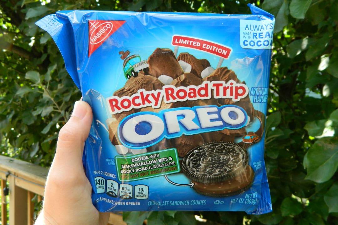 Rocky Road Trip Oreo 1
