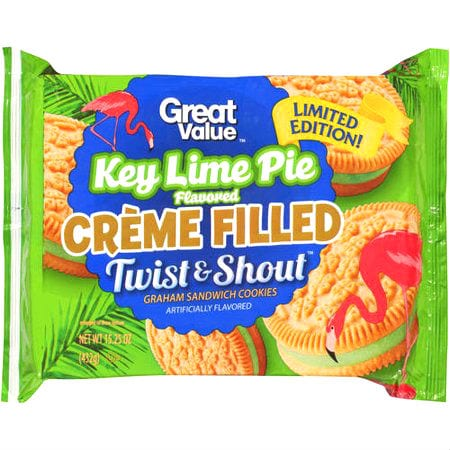 Twist and Shout Key Lime