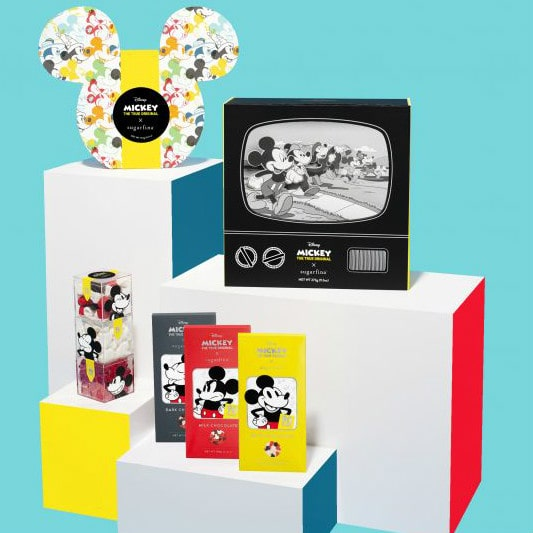 Sugarfina Mickey Mouse Collection