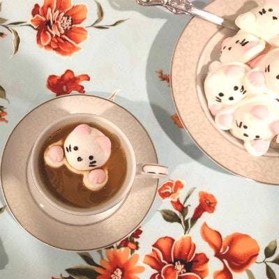 Coffee Cat Mod Mallow Marshmallow 400x400