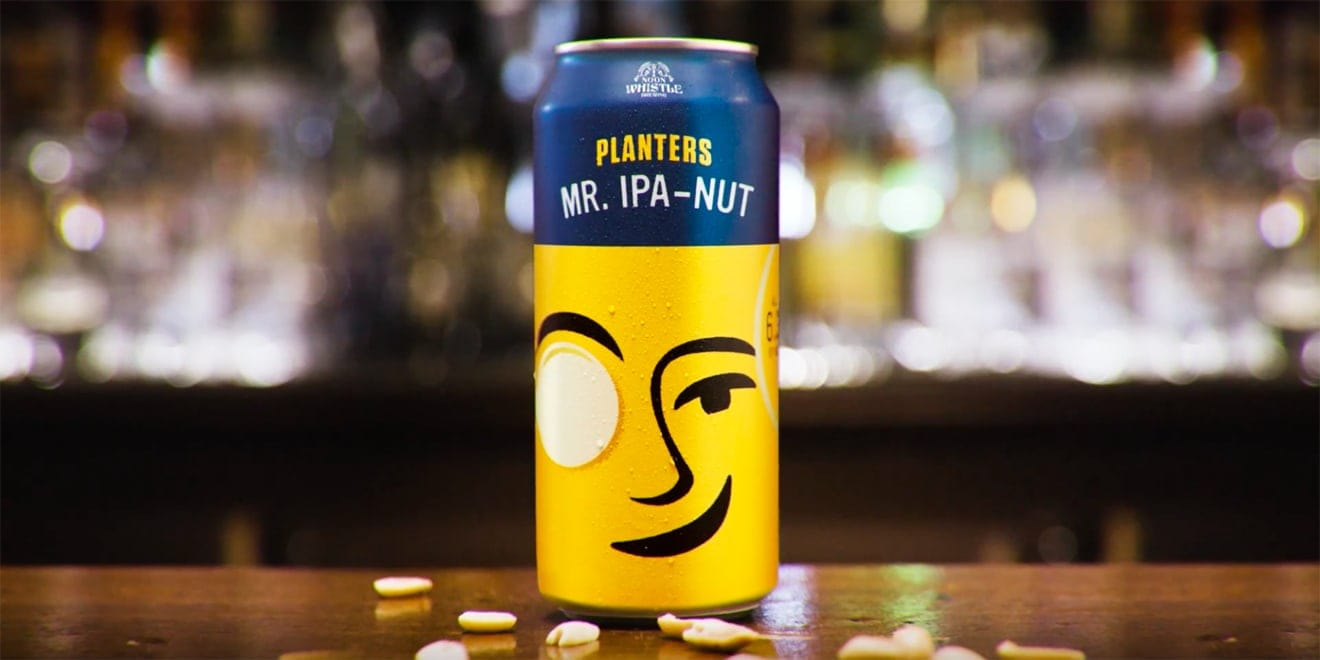 Planters & Noon Whistle Mr. IPA-Nut
