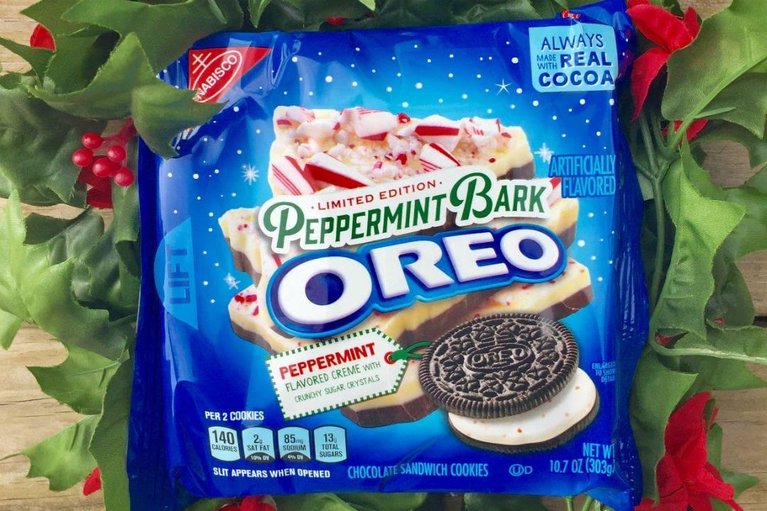Peppermint Bark Oreo 1