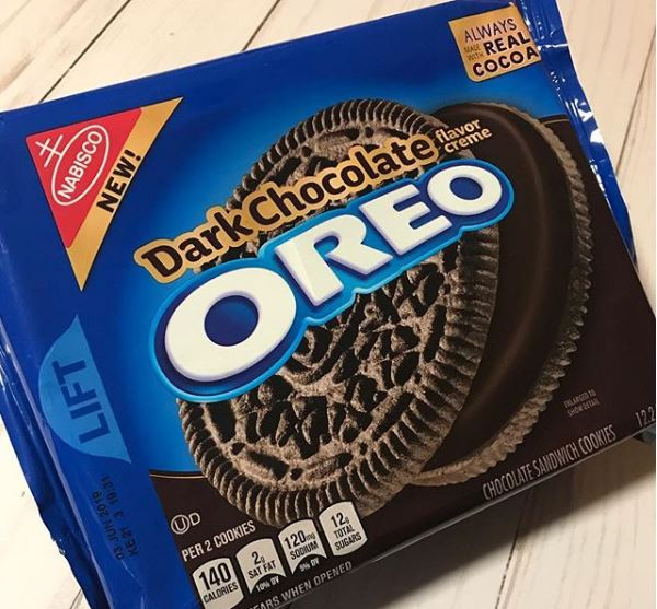 Dark Chocolate Oreo