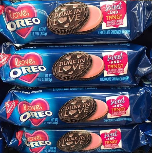 Limited Edition Love Oreo