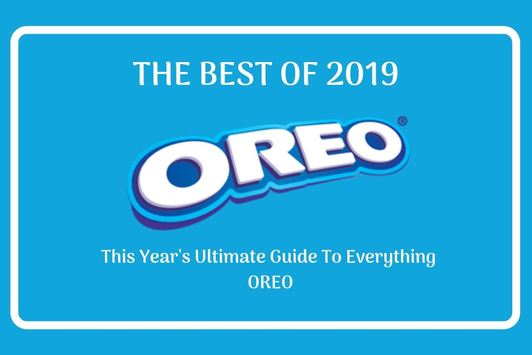 THE BEST OF OREO 2019