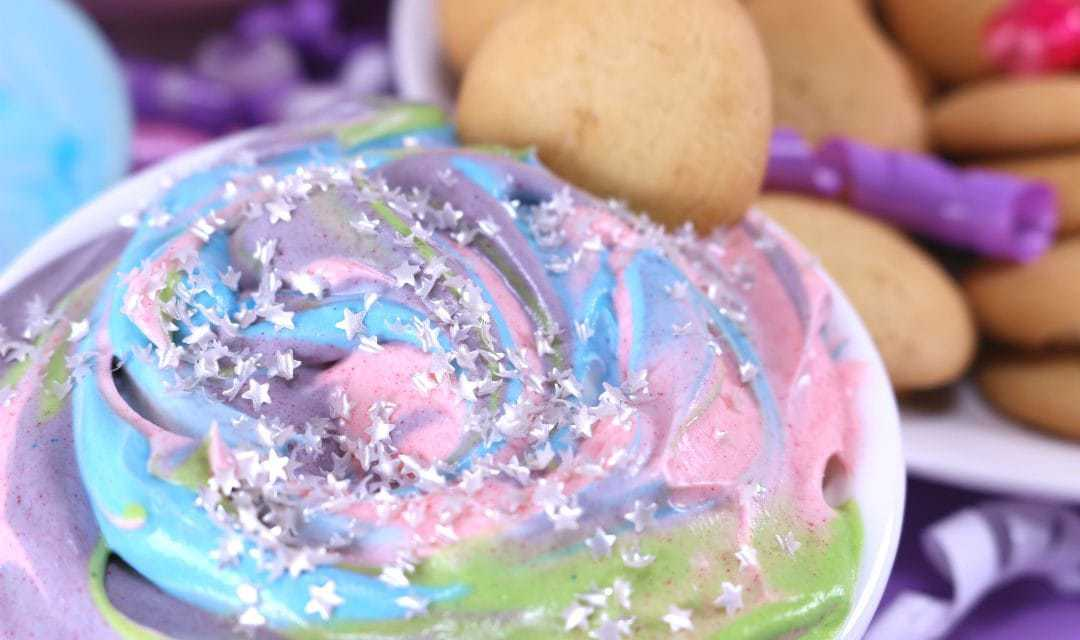 Unicorn Party Dip