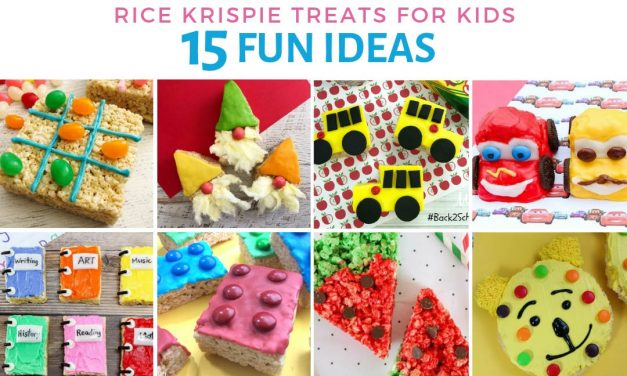 Fun and Easy Rice Krispie Treats for Kids