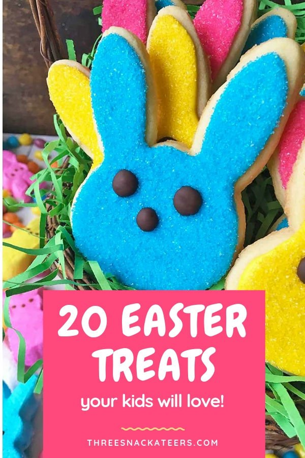 20 Easter Treats Your Kids Will Love