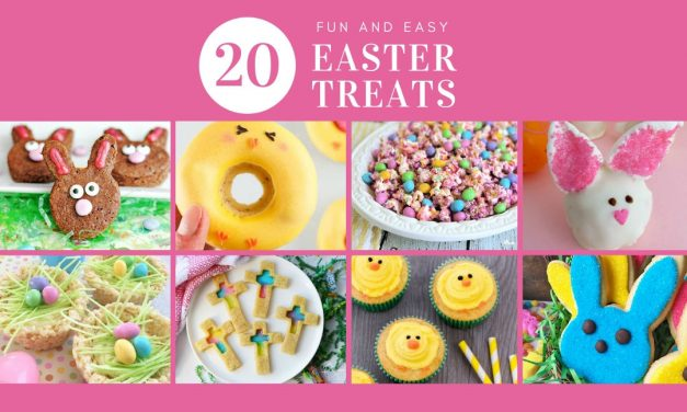 Cute and Easy Sweet Treats and Desserts for Easter