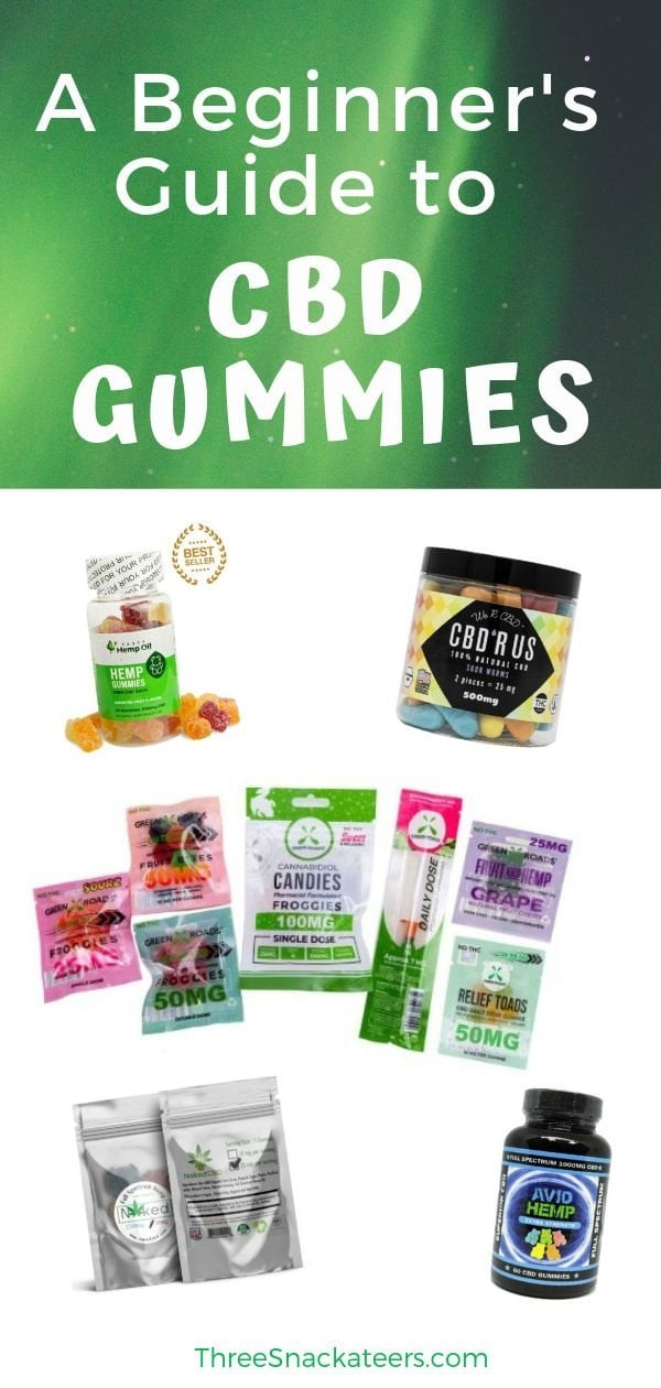 A Beginners Guide To CBD Gummies
