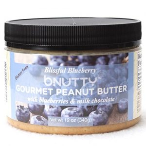 BNutty Blissful Blueberry Gourmet Peanut Butter