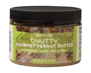 BNutty Skinny Dip Gourmet Peanut Butter
