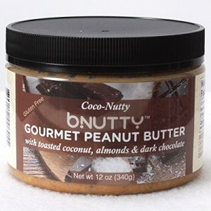 BNutty Coco-Nutty Gourmet Peanut Butter
