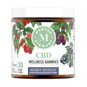 Martha Stewart CBD Wellness Gummies - Best CBD Gummies