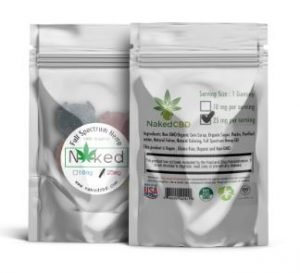 NakedCBD CBD Gummies