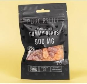 Pure Relief Gummy Bears