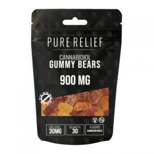 Pure Relief Daytime CBD Gummies