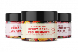 Verma Farms CBD Gummies