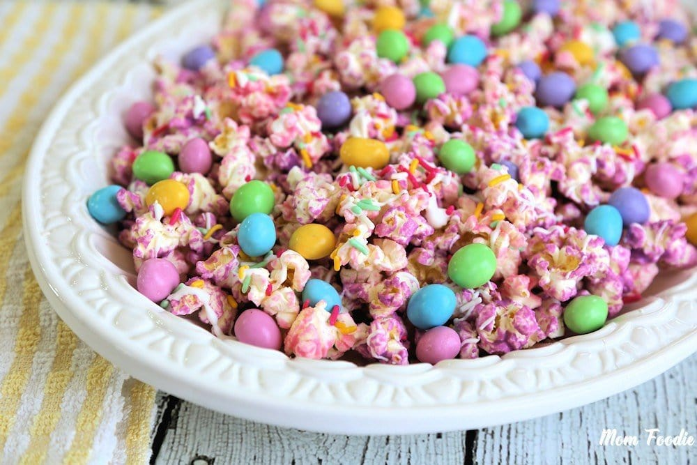 Colorful Easter Popcorn