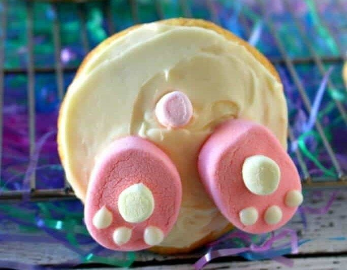 Bunny Butt Cookie