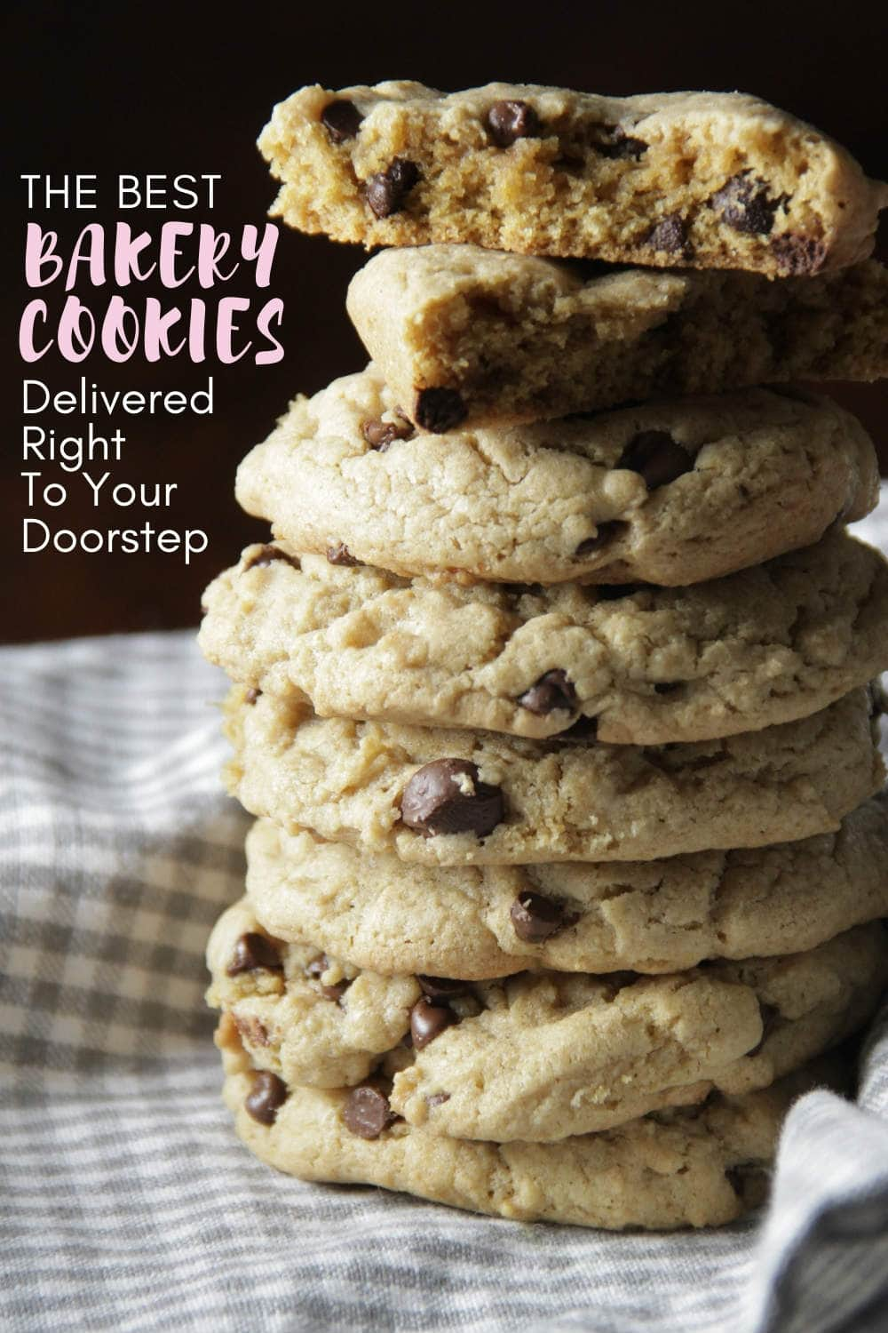 The Best Bakery Cookies Delivered Right To Doorstep