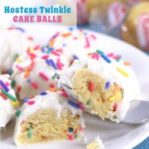 Hostess Twinkie Truffles 600x600