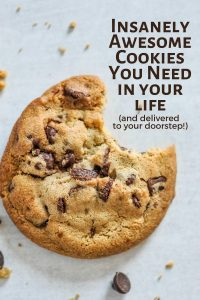 Insanely Awesome Bakery Cookies You Need In Your Life and Delivered To Your Doorstep