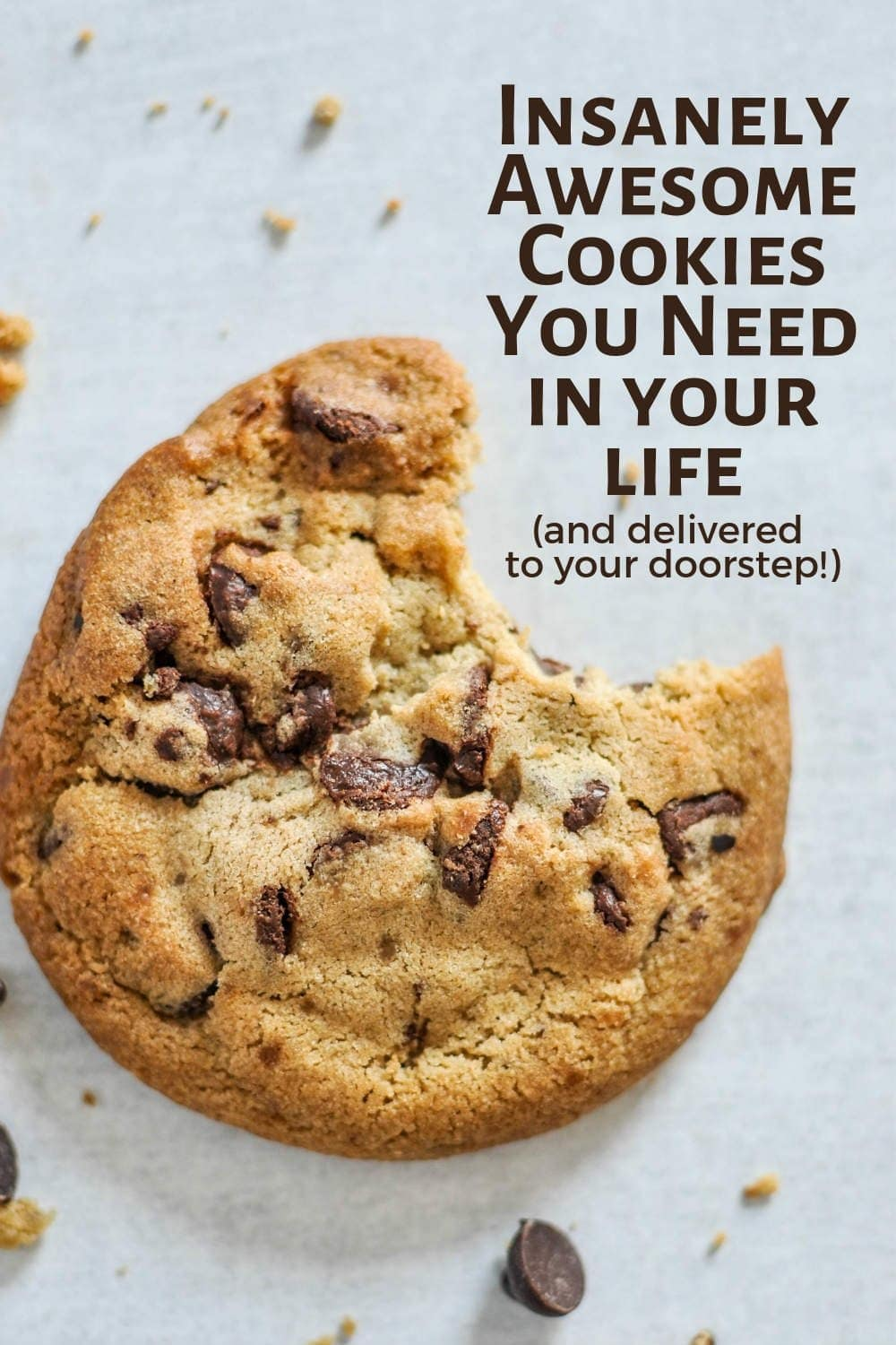 The Best Mail Order Bakery Cookies To
