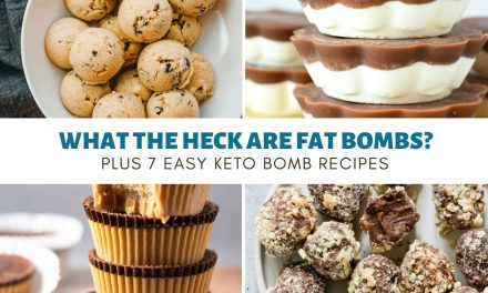 What are Fat Bombs?! Plus 7 Easy Keto Bomb Snack Recipes