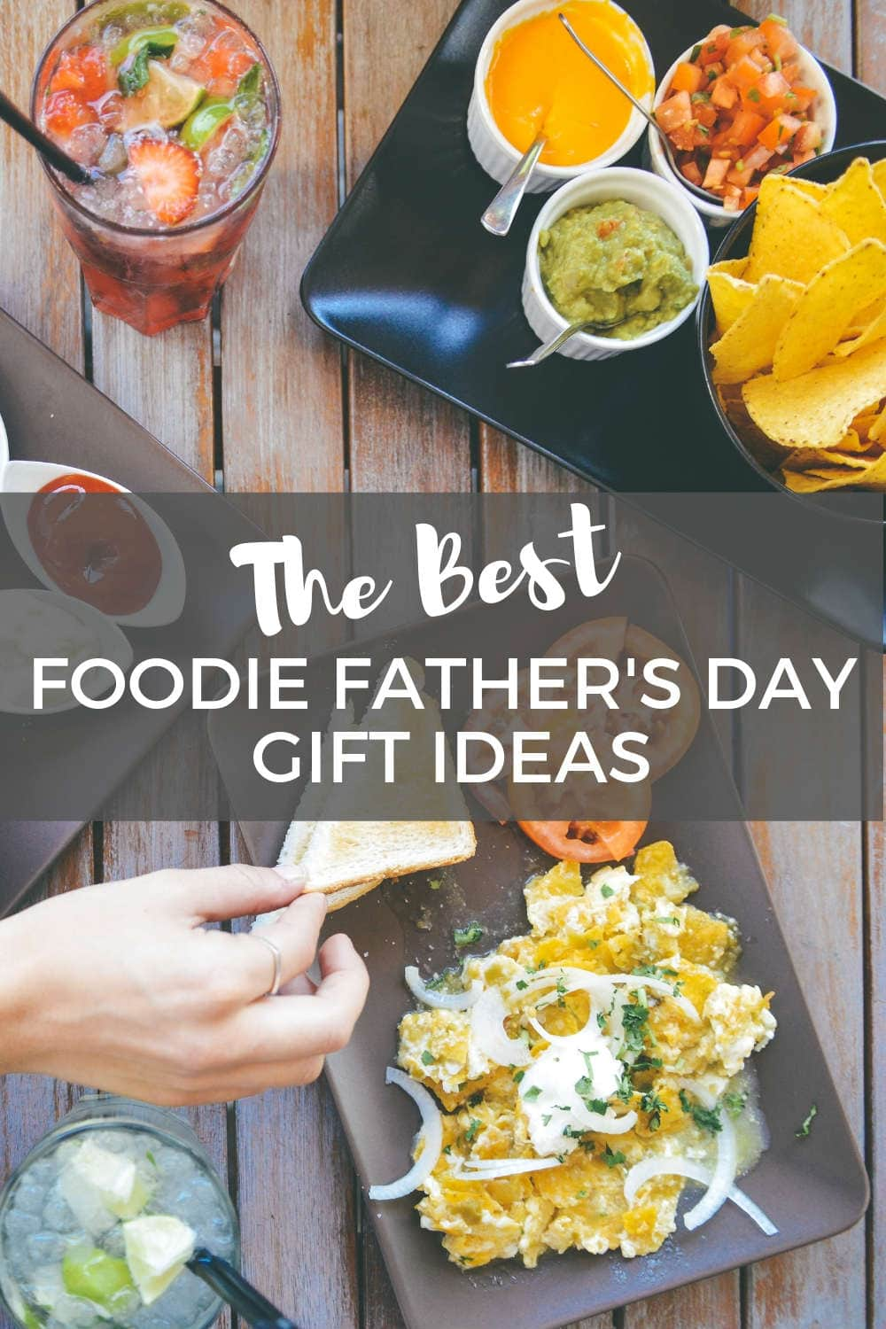 The Best Foodie Father Gift Ideas