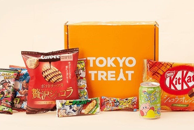 ToykoTreat Japanese Snack Subscription Box