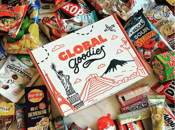 Global Goodies Snack Subscription Box
