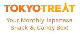 Toyko Treat Monthly Japanese Snack and Candy Subscription Box