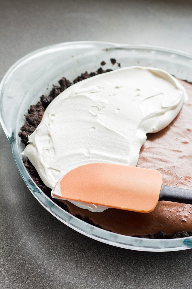 Oreo Cookie Pie Filling