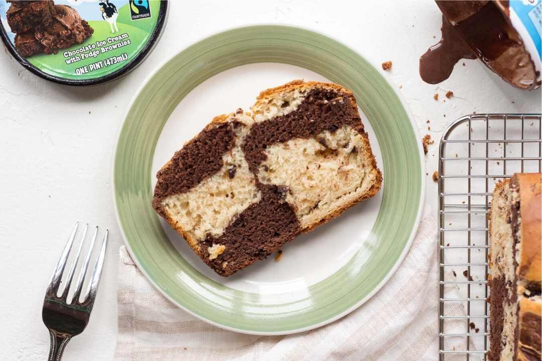 Ice Cream Bread Feature Image