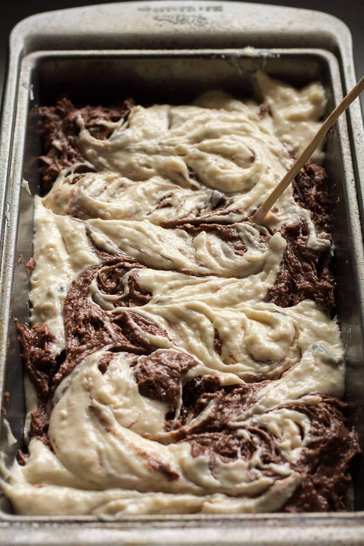 Ben and Jerrys Ice Cream Bread Swirl Process