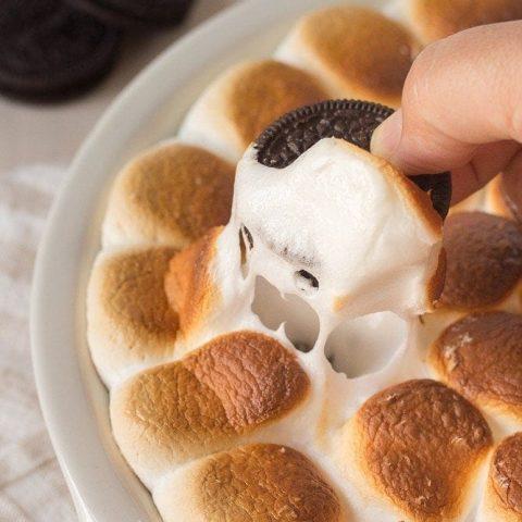 OreoS'Mores Dip Recipe